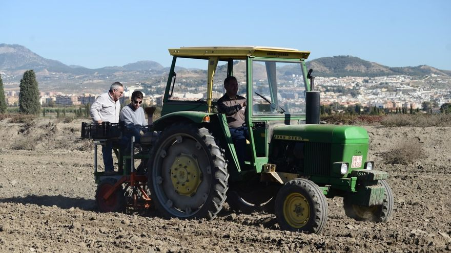 Destinan 15 millones de euros para la incorporación de jóvenes agricultores a la actividad agraria en Granada
