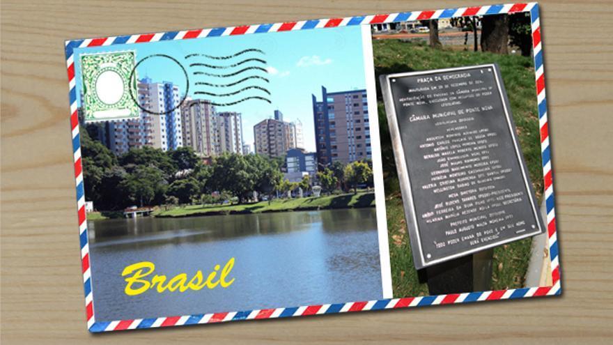 Brasil Souvenir (Autores: Ramon Canal y Jaume Badosa)