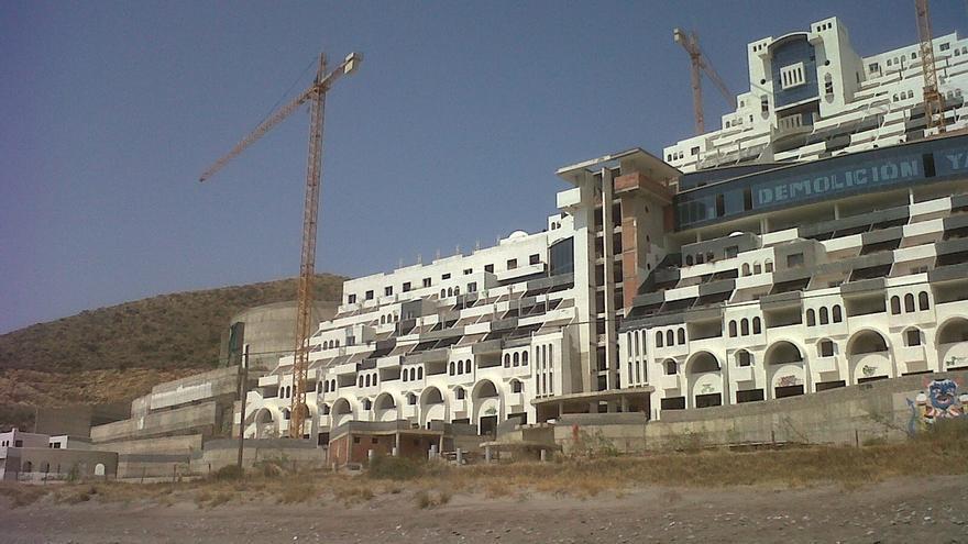 TS declara la zona de construcción de El Algarrobico como no urbanizable