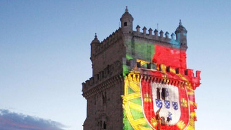Recurso de la Torre de Belén, en Lisboa