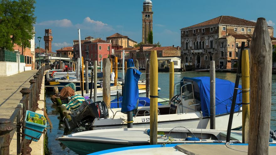 Murano es mucho más que una Venecia en miniatura; es una parte importante de la historia de la ciudad italiana. Jorge Franganillo
