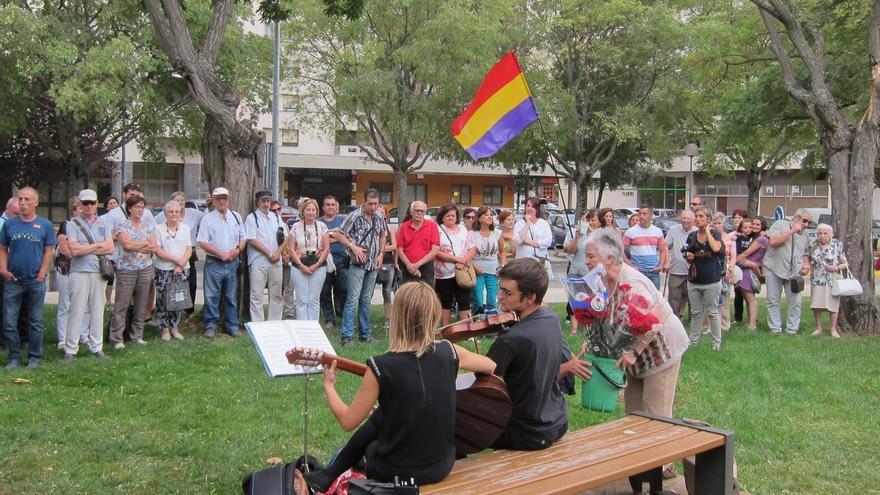 AFFNA-36 pide que el solar de la cárcel de Pamplona sea declarado Lugar de la Memoria Histórica de Navarra