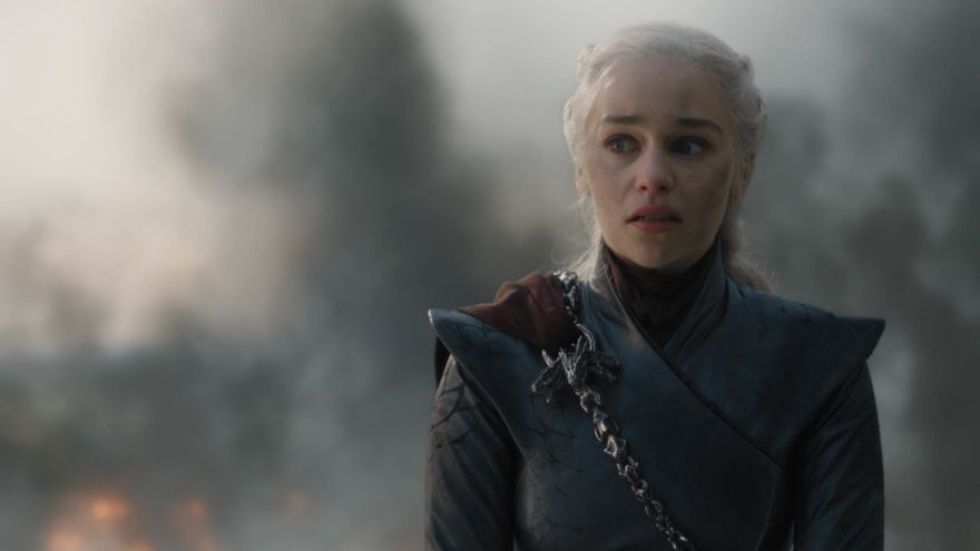 Daenerys en 'Las campanas'