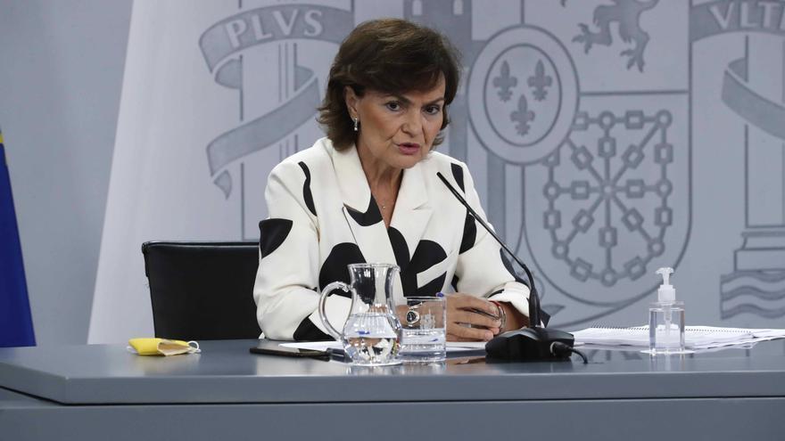 El estado de alarma en Madrid entrará en vigor de forma inmediata