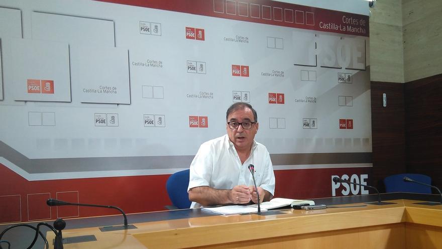 """PSOE C-LM considera que el PP """"solo quiere obstaculizar"""" con una enmienda a la totalidad de los Presupuestos"""