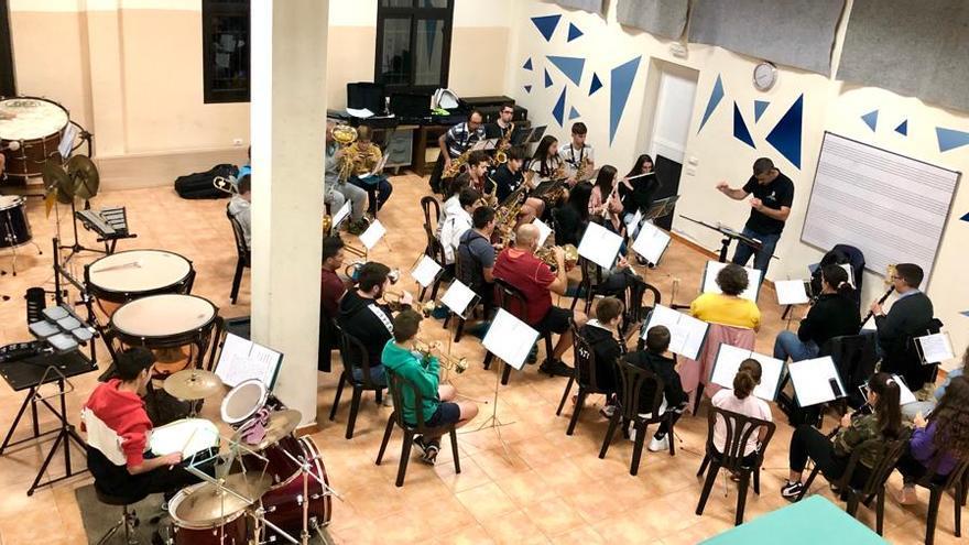 Academia de Música de Puntallana.