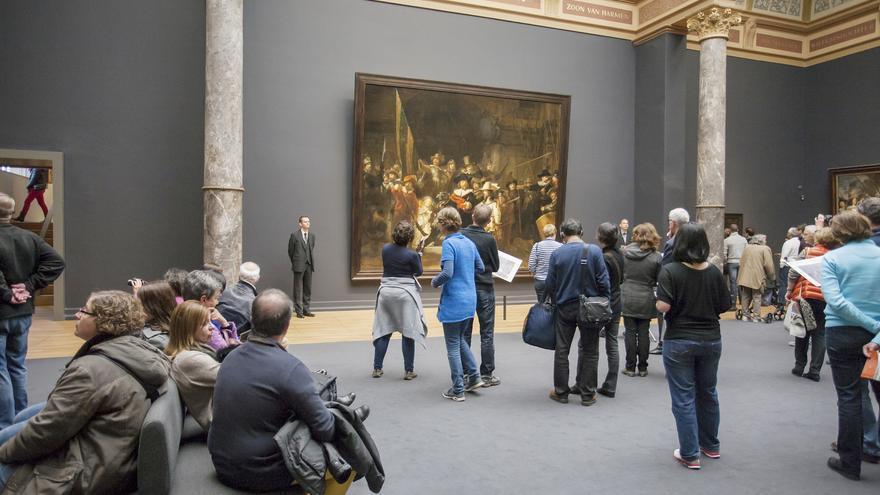 Interior del Rijksmuseum