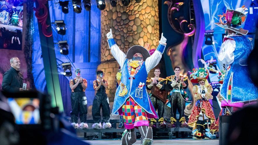 Los Nietos de SaryMánchez ganan el concurso de murgas del Carnaval ...