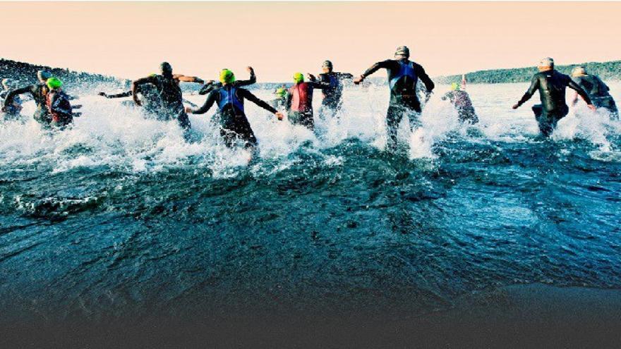El triatlón, una de las especialidades deportivas que está creciendo más en el mundo.