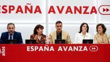 """Sánchez descarta una coalición tras el 10N y el PSOE denuncia que les han """"usurpado la victoria electoral"""""""
