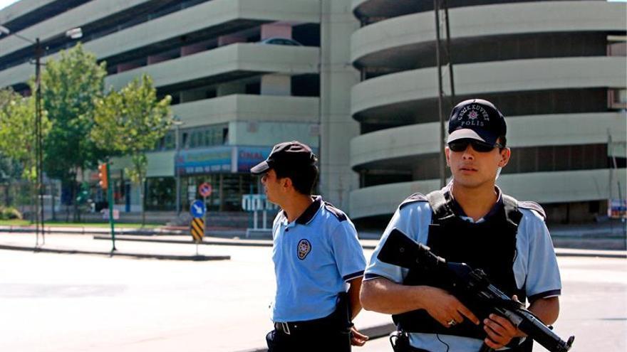 La policía turca detiene a 25 supuestos yihadistas del Estado Islámico