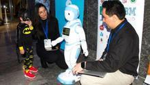 Nick, un robot al servicio de los niños con autismo