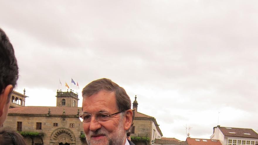"""Rajoy defiende """"el entendimiento y el pacto social"""" y que el debate termine en el """"estricto terreno de la realidad"""""""