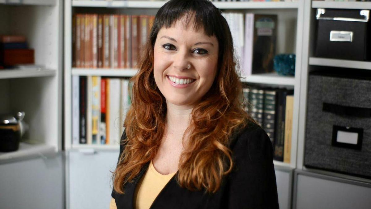Lorena Garrón. Concejala de Igualdad del Ayuntamiento de Cádiz
