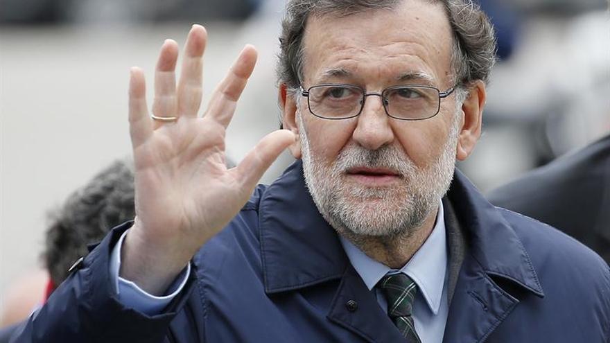 Rajoy asegura que no había ninguna razón para que Tusk no fuera reelegido