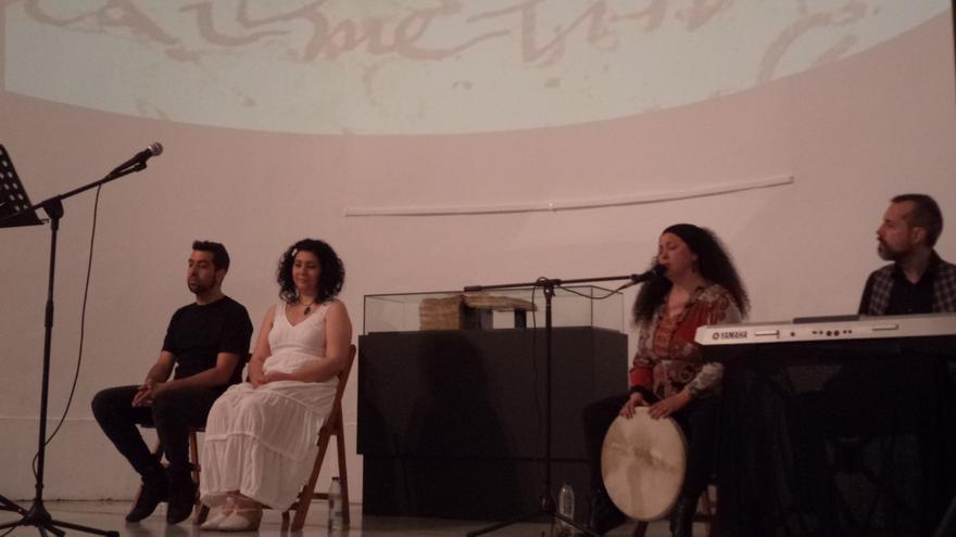 Recital poético-musical con motivo de exposición sobre Santa Teresa en Toledo
