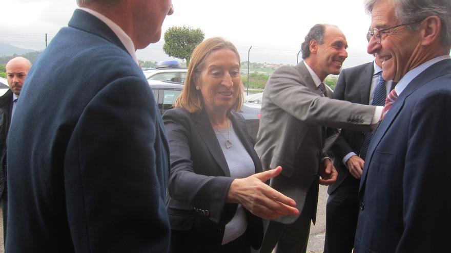 Pastor: Fomento se ha volcado con Cantabria esta legislatura