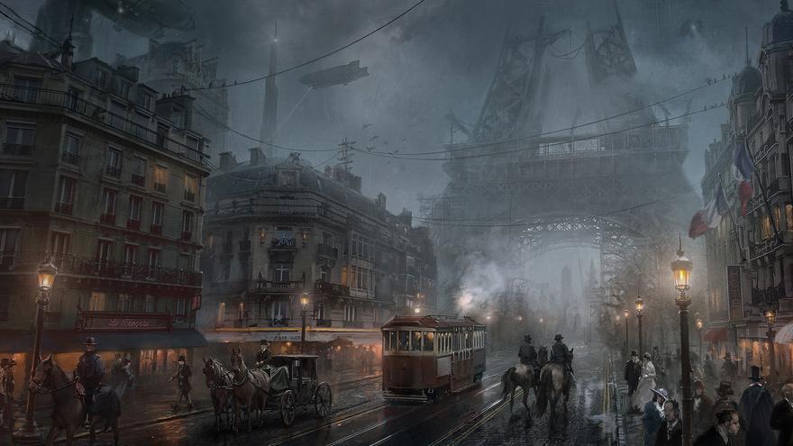 Paris The Order 1886