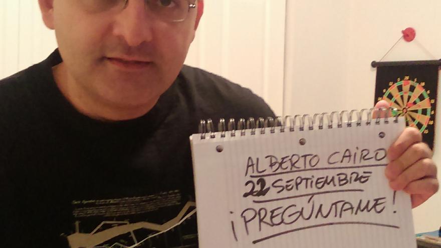 Alberto Caito, experto en visualización de datos