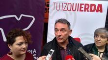 Unidas Podemos reivindica en Santander que en mes y medio del nuevo Gobierno ya se nota la recuperación de derechos