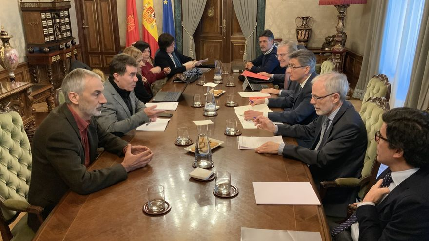 La nueva oficina fiscal estará plenamente constituida en Navarra en el primer semestre de 2020