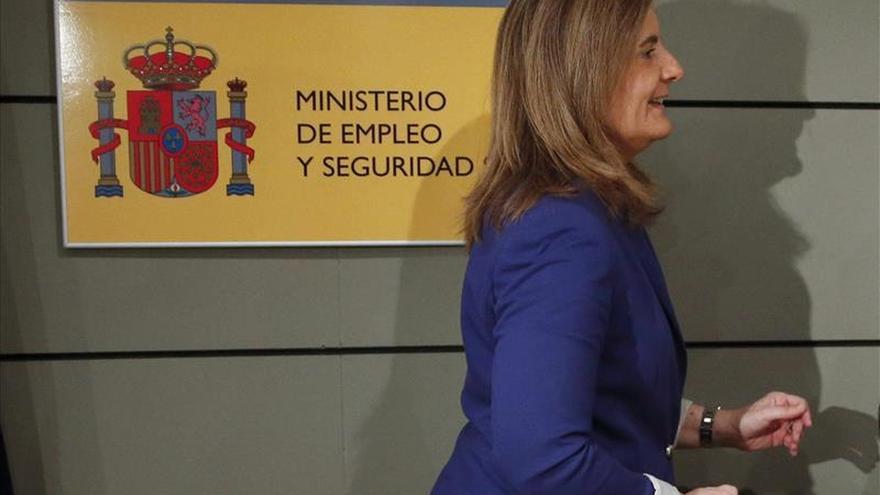 El Gobierno y agentes sociales firman mañana la nueva ayuda a parados