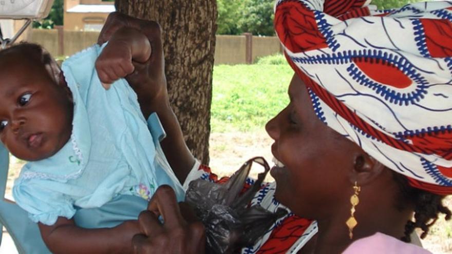 Uno de los proyectos de MPDL está en Mali