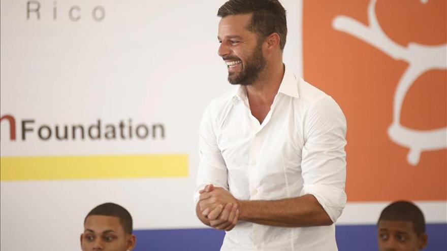 Fundación Ricky Martin abre nuevo espacio para educar sobre trata de personas