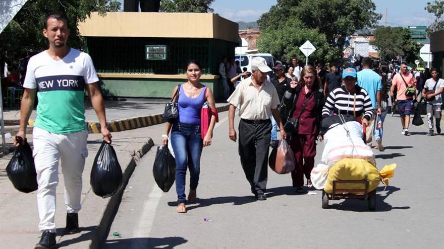 La frontera colombovenezolana estará abierta por 15 horas en navidad y año nuevo