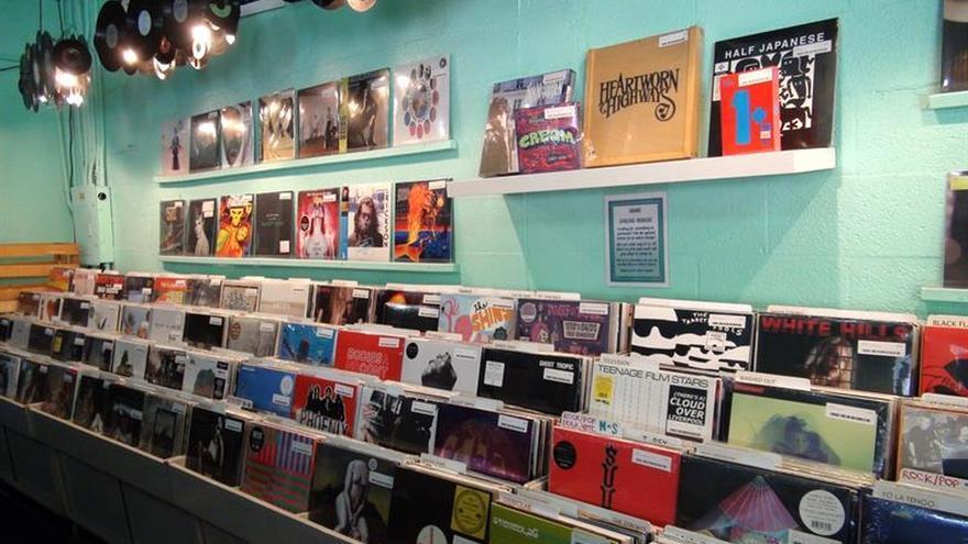La industria discográfica experimenta su mayor crecimiento desde 1997
