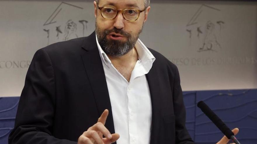 Girauta (Ciudadanos) reitera su no a un gobierno con presencia de Podemos