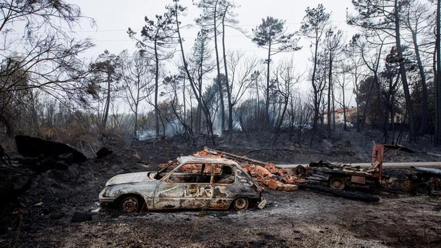 El cambio climático aumentará el riesgo de incendios en España