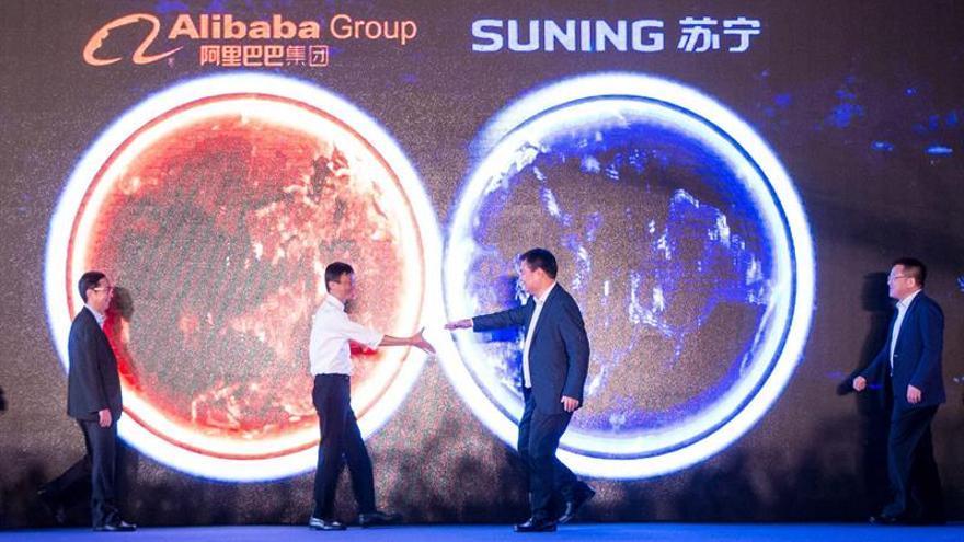 Plataforma de Alibaba alcanza los 100 millones de compradores en el exterior
