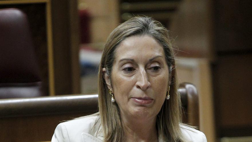 Ana Pastor dice que hay consignados 600 millones para pagar expropiaciones
