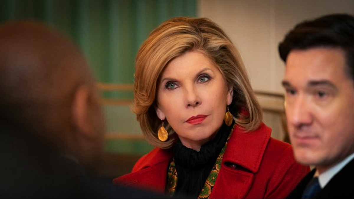 'The Good Fight'