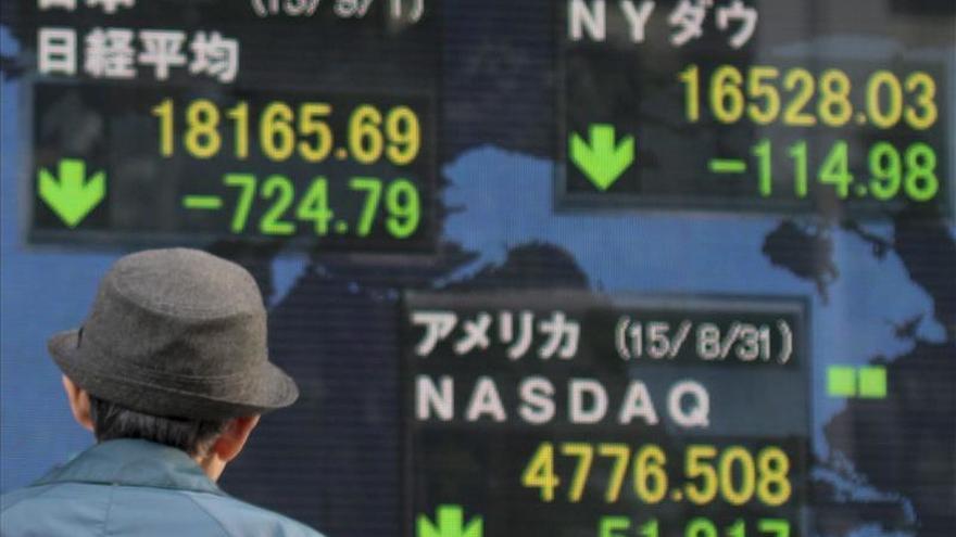 El Nikkei sube un 1,34 por ciento hasta los 18.933,18 puntos