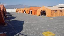 El Centro de Atención Temporal a Extranjeros de Motril, operativo desde este miércoles