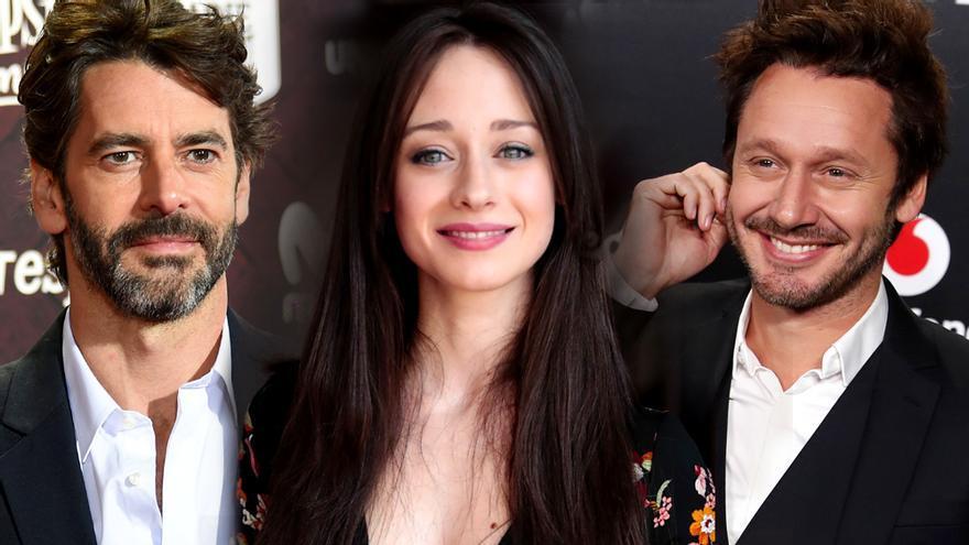 Eduardo Noriega y Benjamín Vicuña serán los galanes de Elena Rivera en 'Inés del alma mía' en TVE