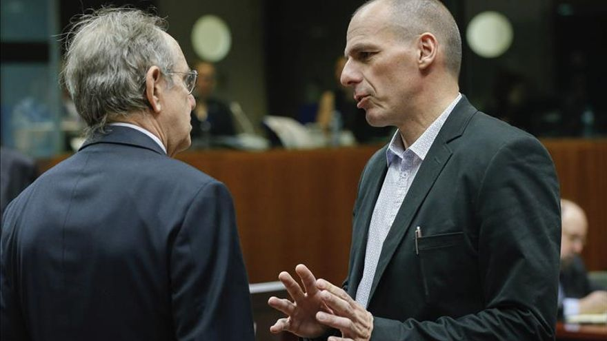 Grecia pagará hoy al FMI 750 millones de euros