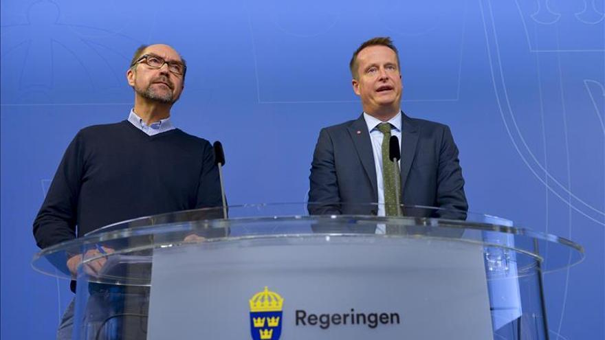 Suecia restablecerá los controles fronterizos de forma provisional desde mañana