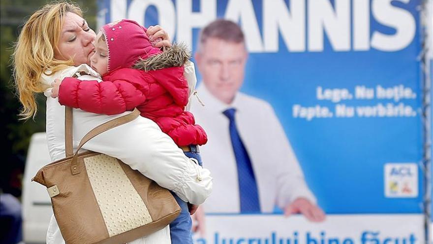 Comienza la votación en las elecciones presidenciales en Rumanía