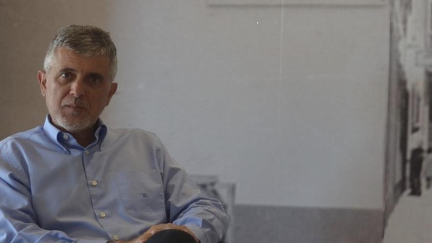 El psiquiatra Félix González es jefe del Servicio de Salud Mental del Hospital General de La Palma.