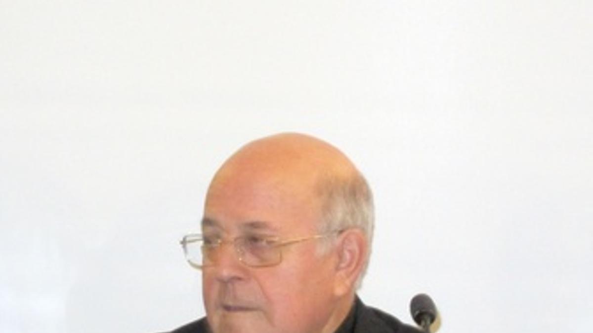 El arzobispo de Valladolid, Ricardo Blázquez, en una imagen de archivo.