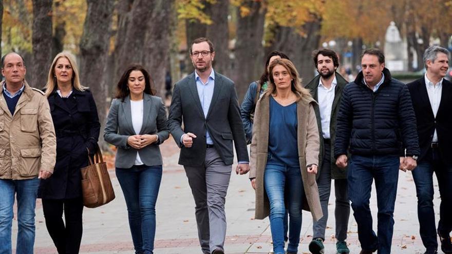 Maroto: Las urnas el 21 de diciembre devolverán la legalidad a Cataluña
