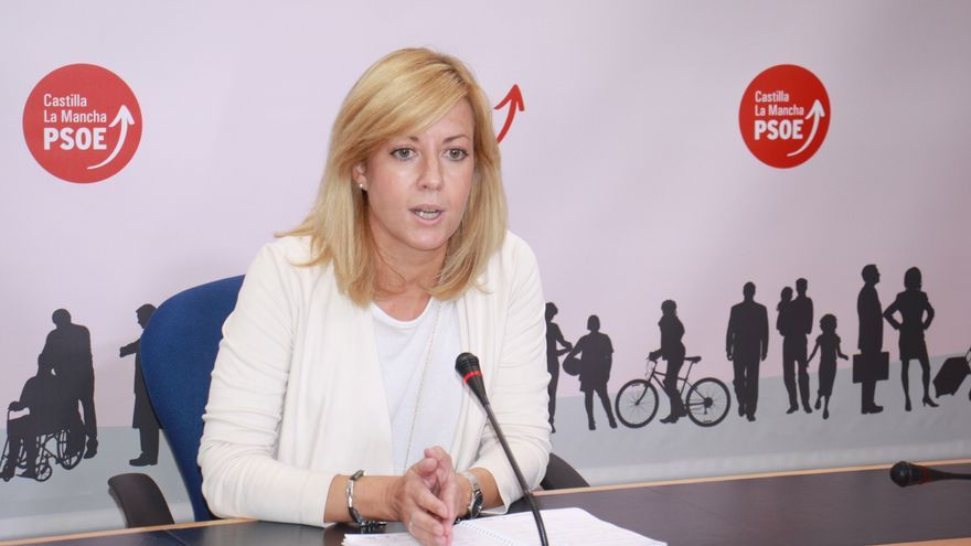 Ana Isabel Abengózar FOTO: PSOE Castilla-La Mancha