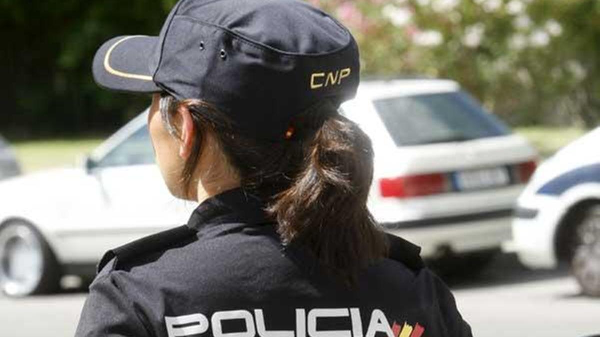Uniforme de la Policía Nacional