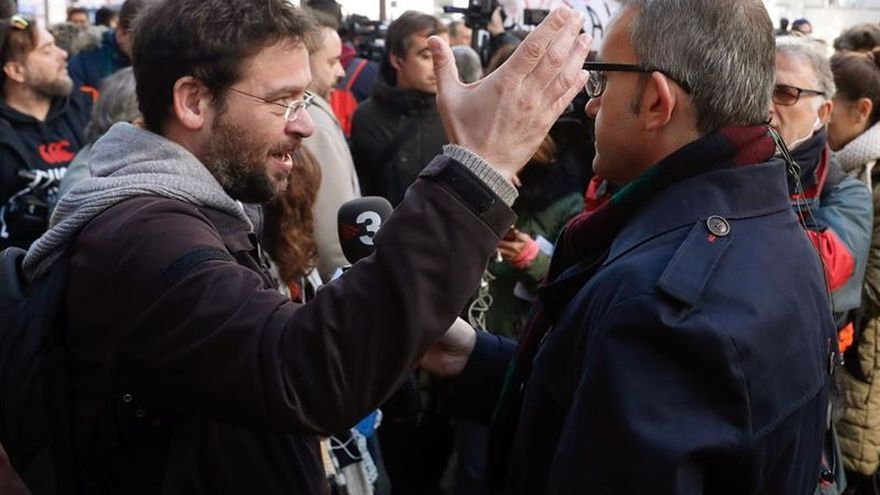 "Fachin constituye la plataforma ""Som Alternativa"" tras abandonar Podem"