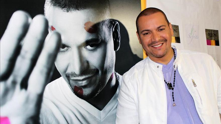 El salsero puertorriqueño Víctor Manuelle, un músico en permanente evolución
