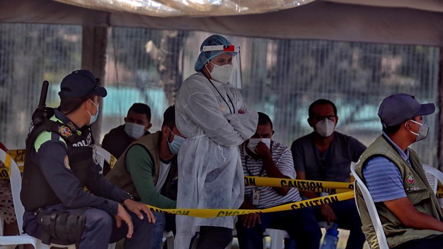Aumentan a 1.259 los muertos en Honduras por COVID-19 y a los 40.944 contagios