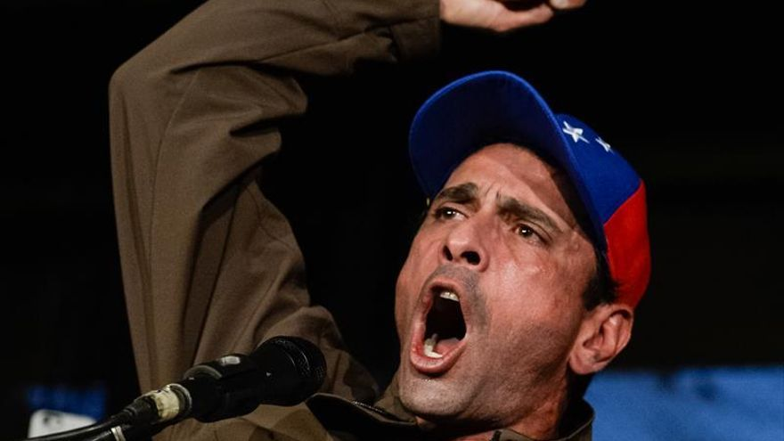 Capriles se despide de los cargos públicos pero no de la política venezolana